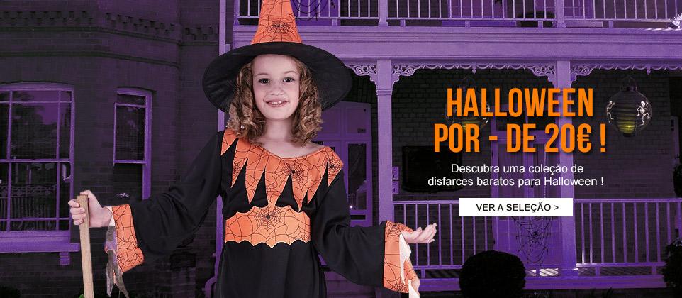 Fatos de halloween baratos