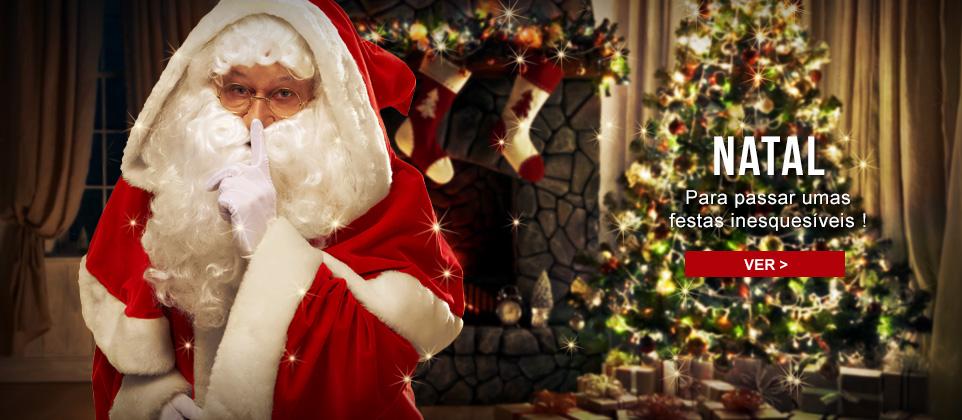 Disfarces Natal