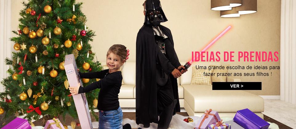 Ideias de prenda Natal