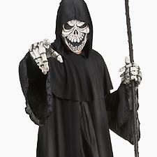 Fatos de Halloween Homem