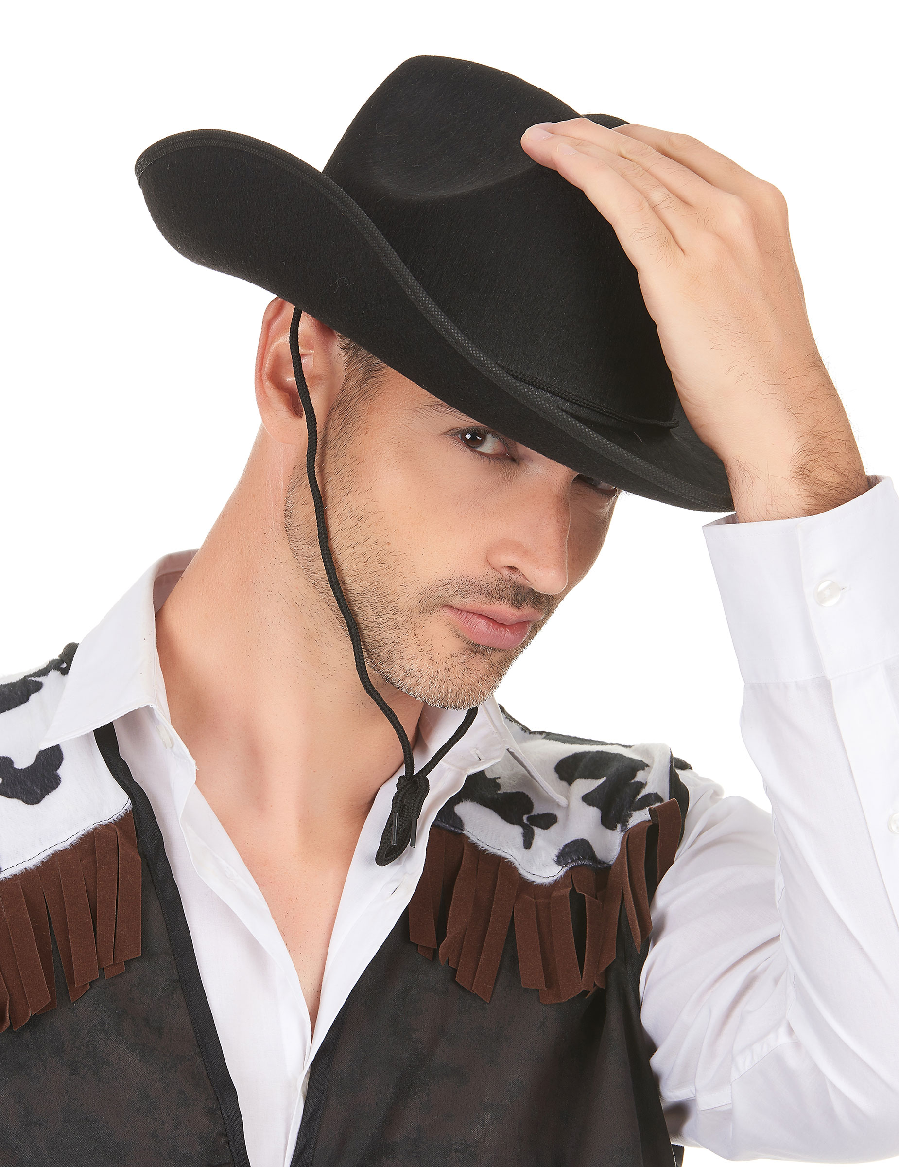 efc6911b714fb Chapéu de Cowboy  Chapéus