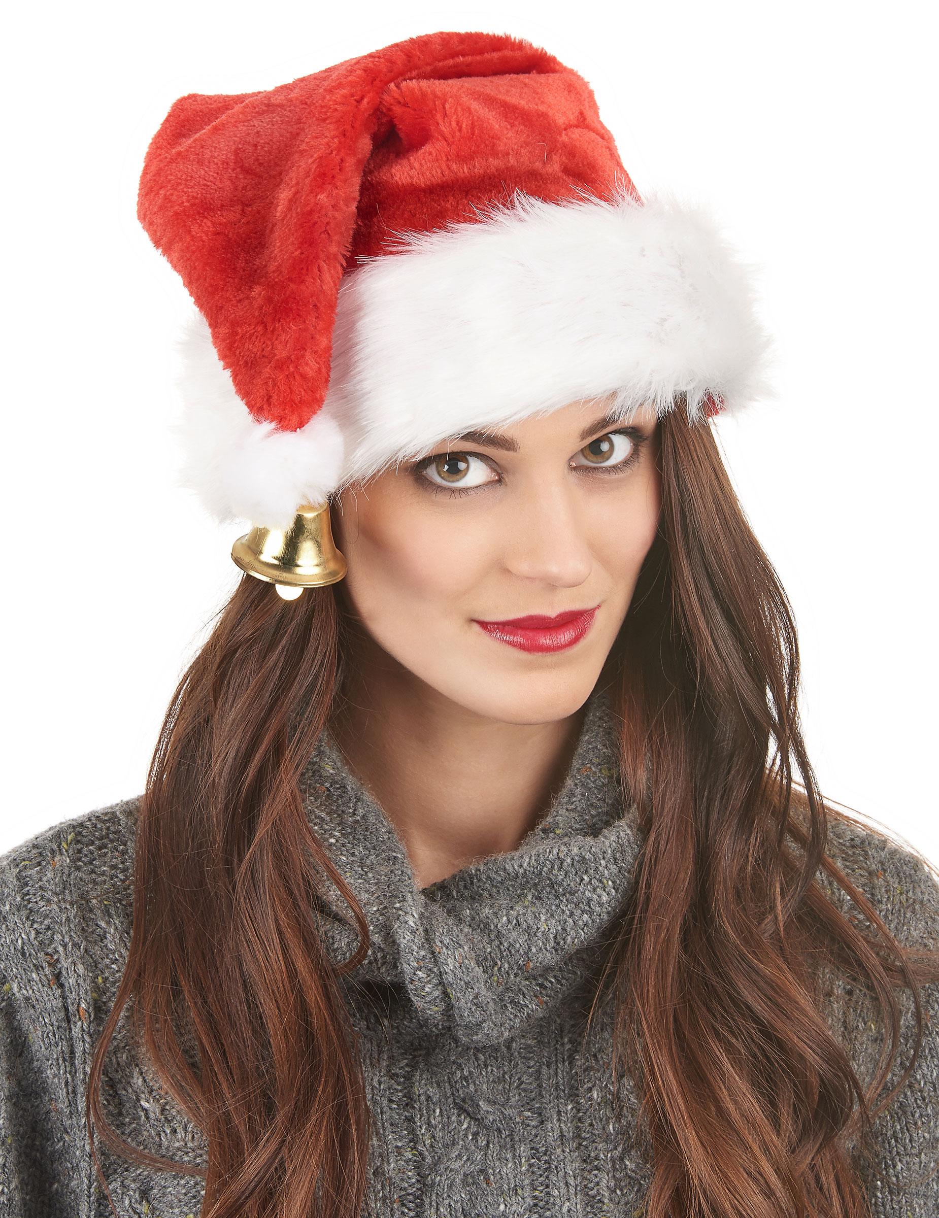 Gorro de luxo de Natal para adulto  Chapéus 964f84a0ac4