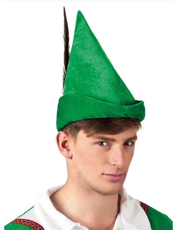 139d3548ae0b2 Chapéu verde homem dos Bosques  Chapéus