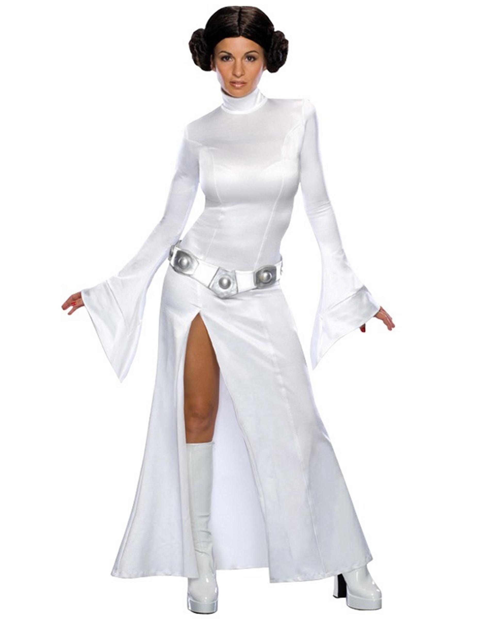 Disfarce Sexy De Princesa Leia Star Wars Disfarces Adultos Mascarilhas E Fatos De Carnaval Vegaoo
