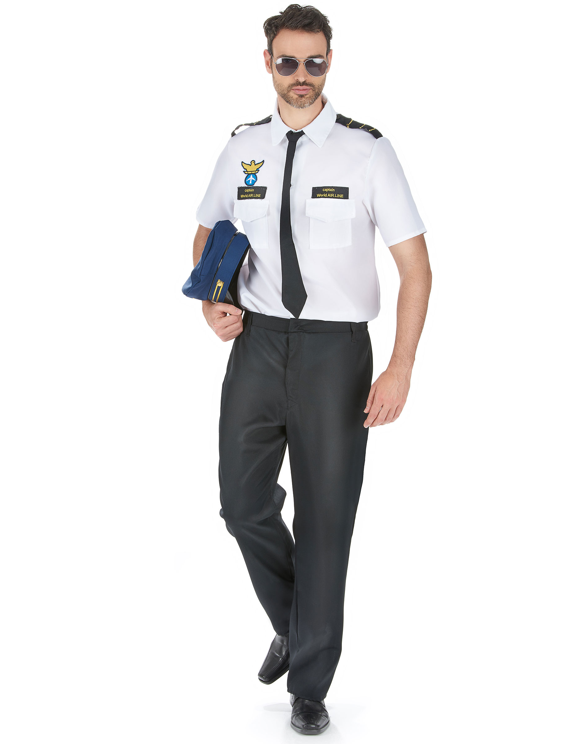 Camiseta Piloto De Avião