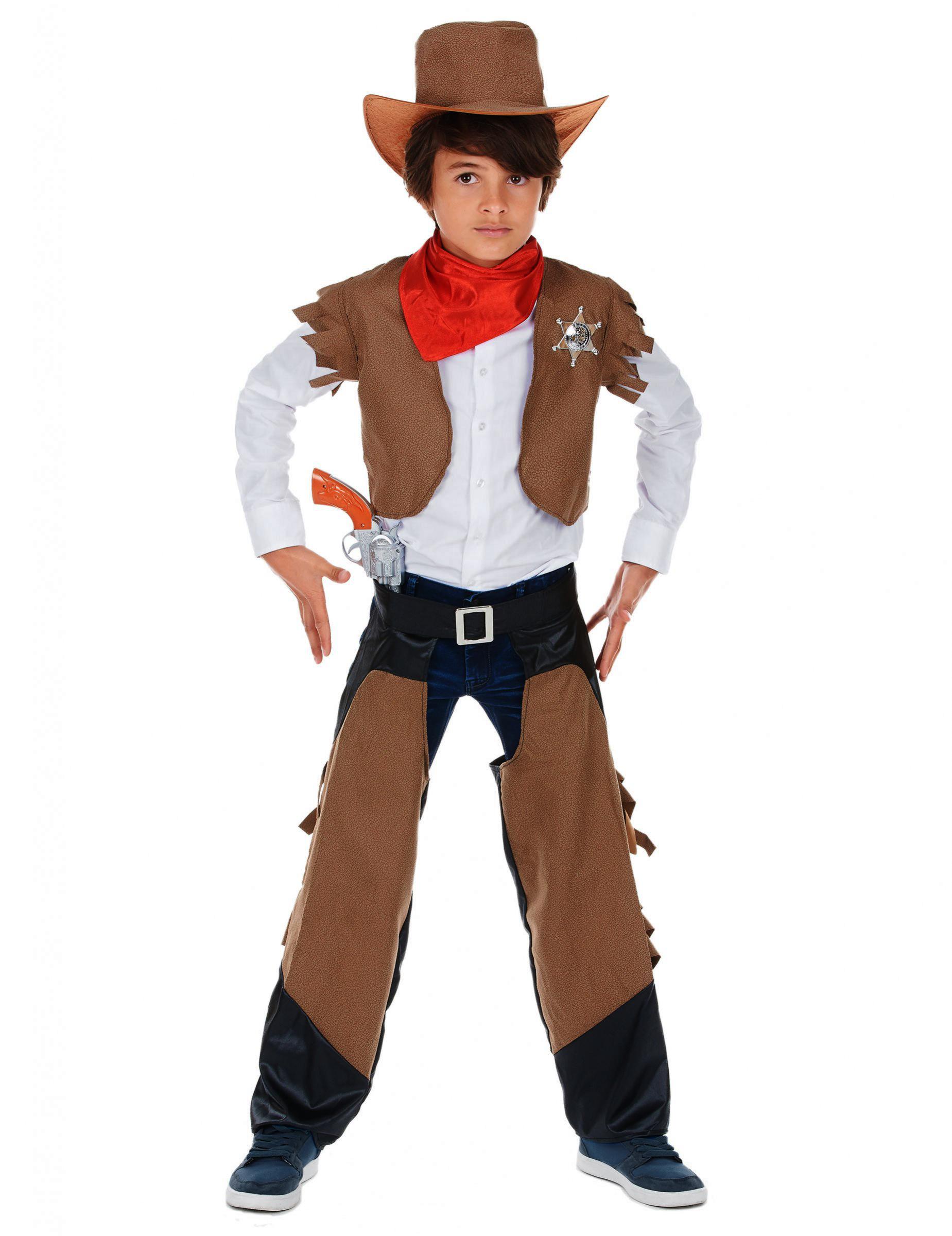 Disfarce de Cowboy menino  Disfarces Crianças 21c1e3c8bd7