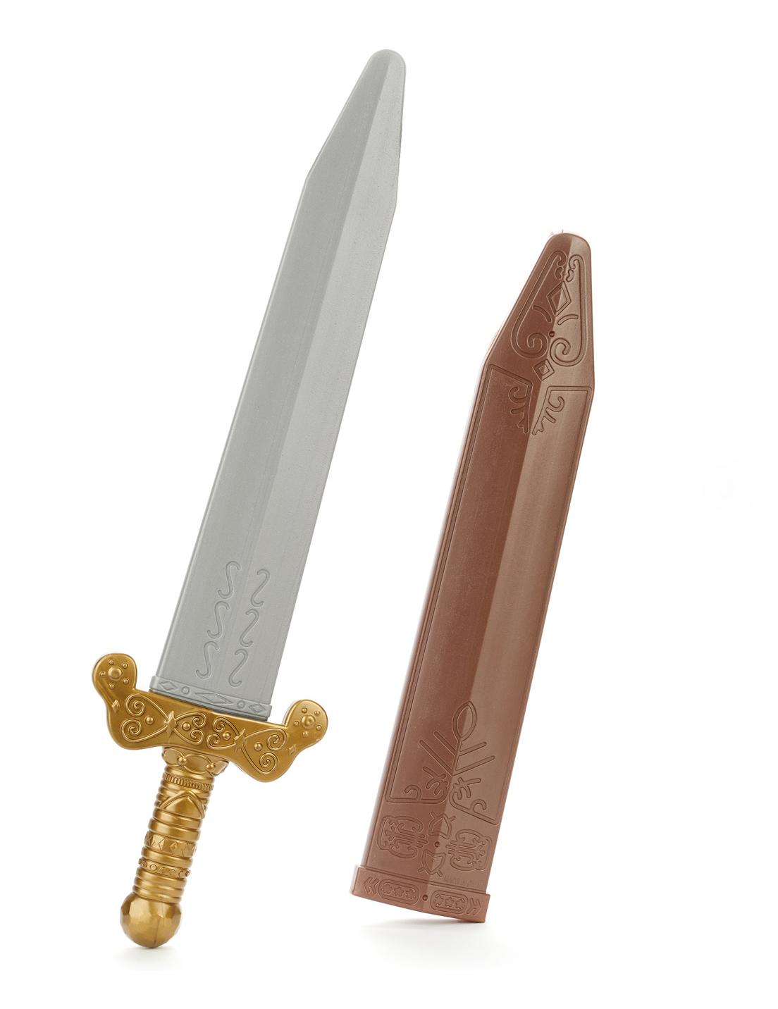 Espada de gladiador plástico 46 cm  Acessórios,mascarilhas e fatos ... a0ee1a2718
