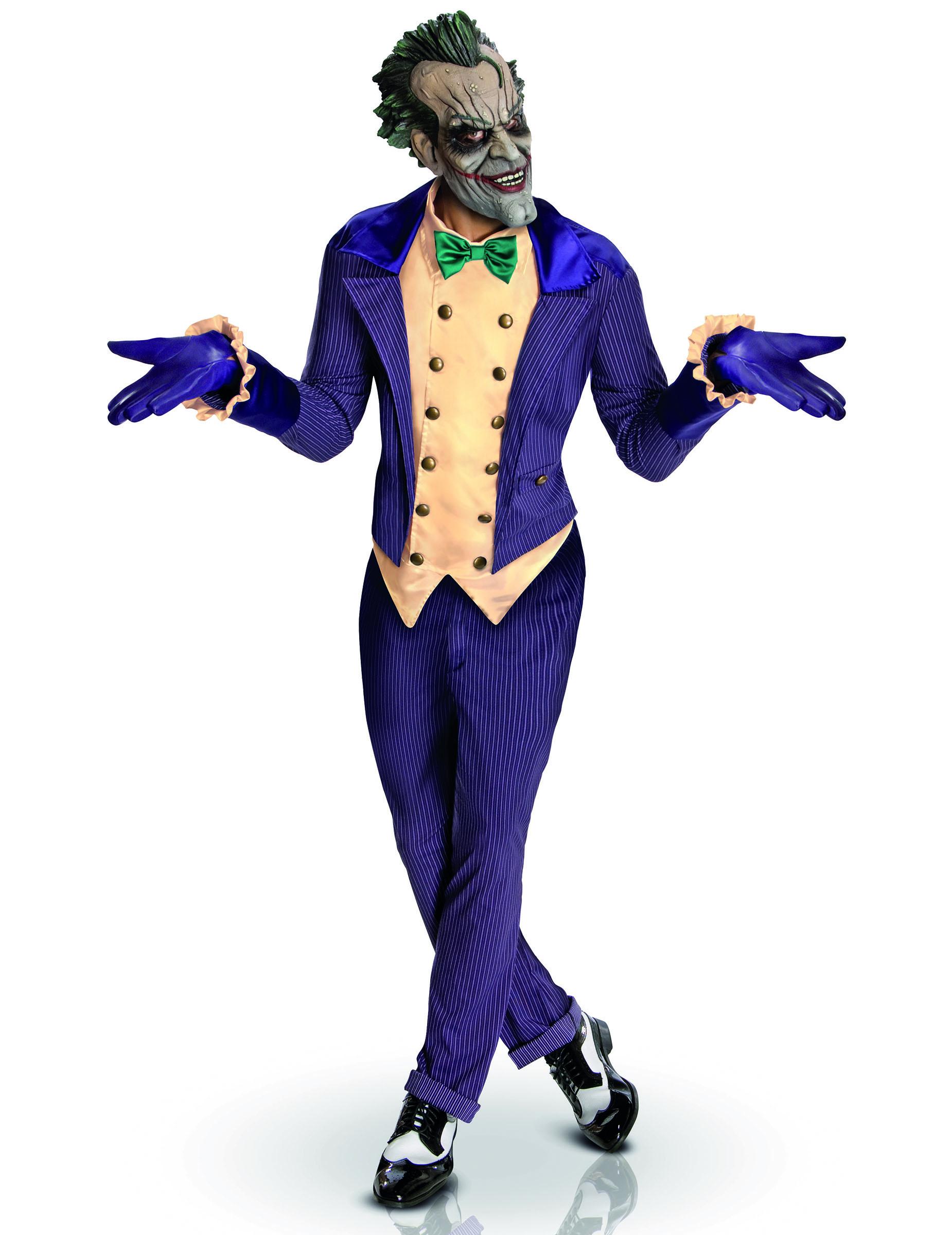Hedendaags Disfarce Joker™ Gotham City adulto: Disfarces Adultos,mascarilhas MQ-26