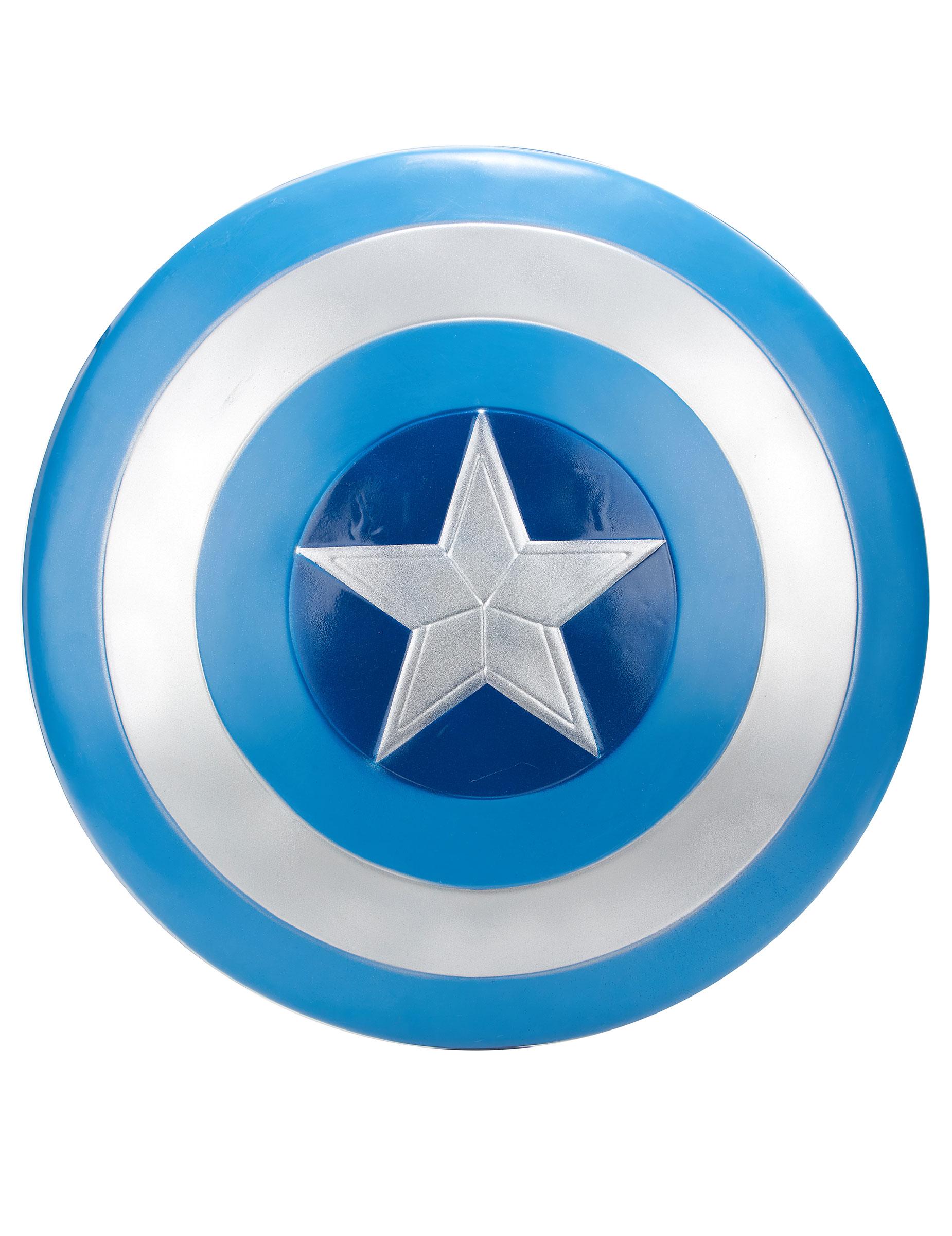 Favoritos Escudo adulto Capitão América™: Acessórios,mascarilhas e fatos de  EC22