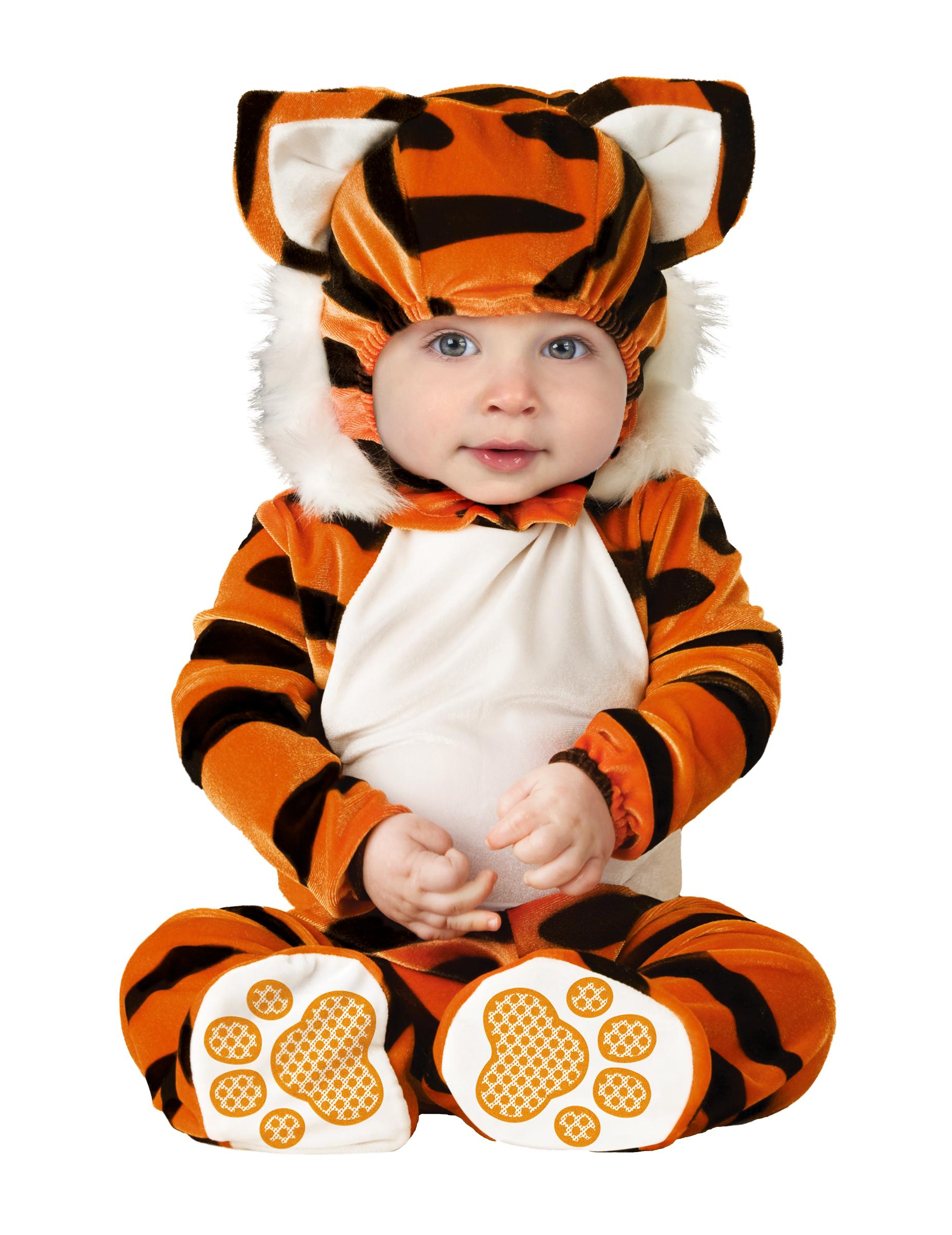65822a021cac Disfarce Tigre para bébé - Clássico: Disfarces Crianças,mascarilhas ...