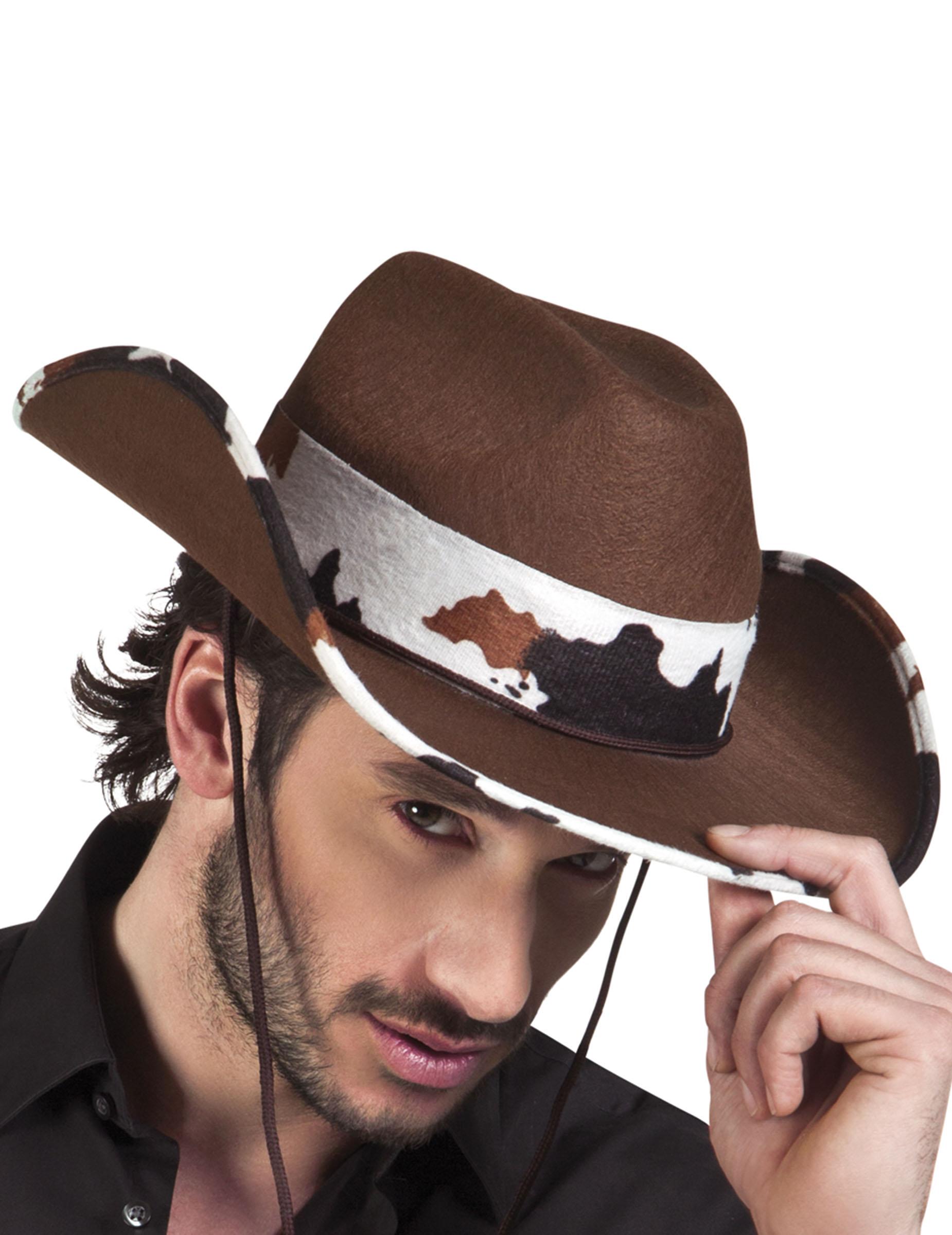7af8dc2f6df41 Chapéu de Cowboy do Oeste para adulto  Chapéus