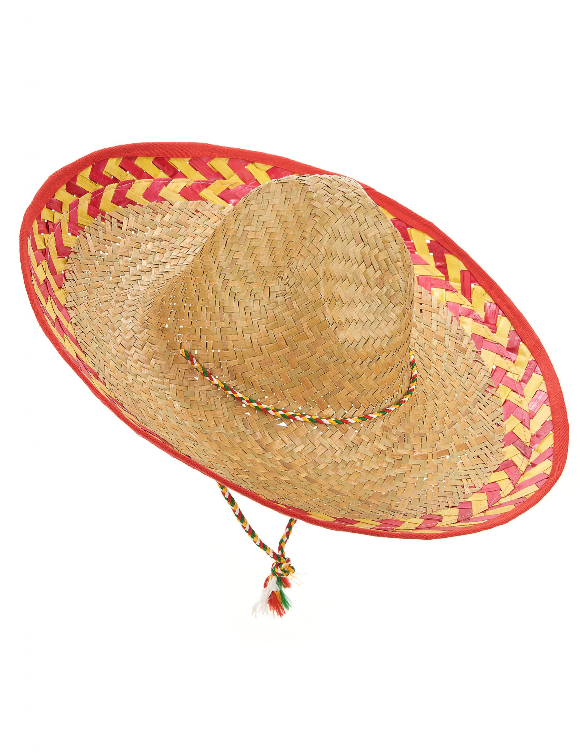 Sombrero mexicano adulto  Chapéus b2bbd0b5868