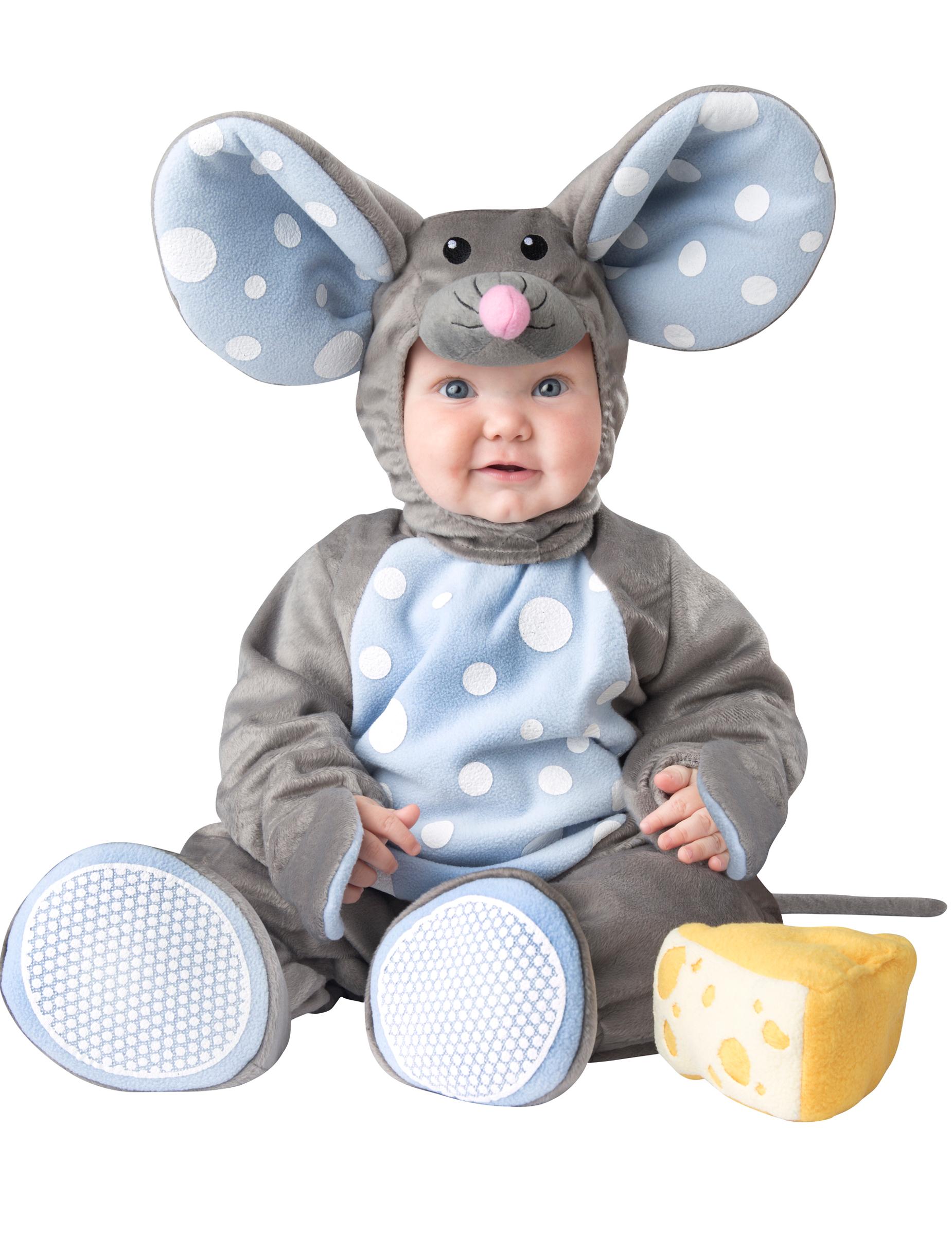 Disfarce de rato para bebé - Luxo  Disfarces Crianças 3cf0b8377f2