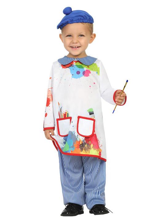 ef8f69771ac3 Disfarce pintor bebé: Disfarces Crianças,mascarilhas e fatos de ...