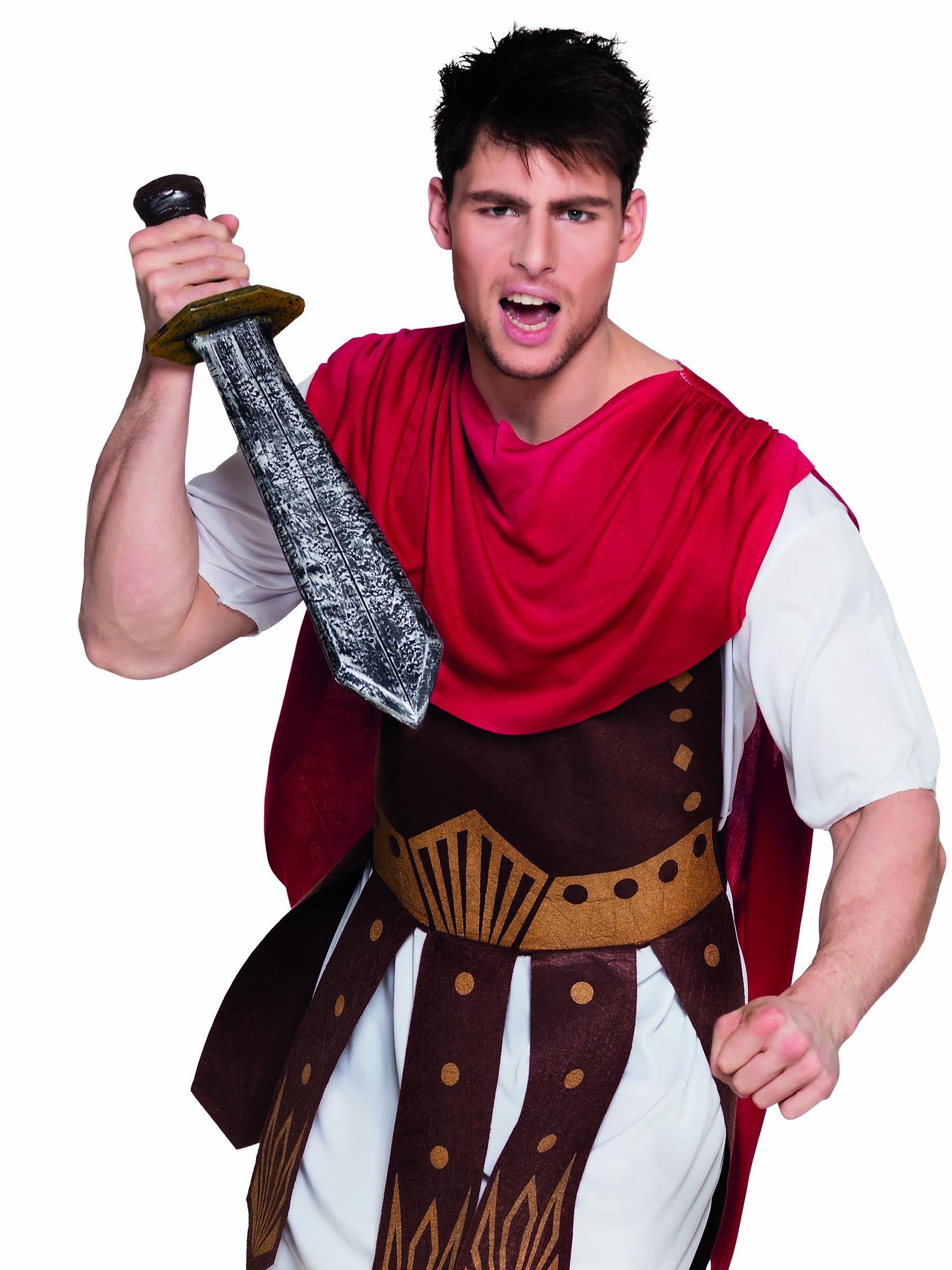 Espada de gladiador 57 cm  Acessórios,mascarilhas e fatos de ... eeba536503