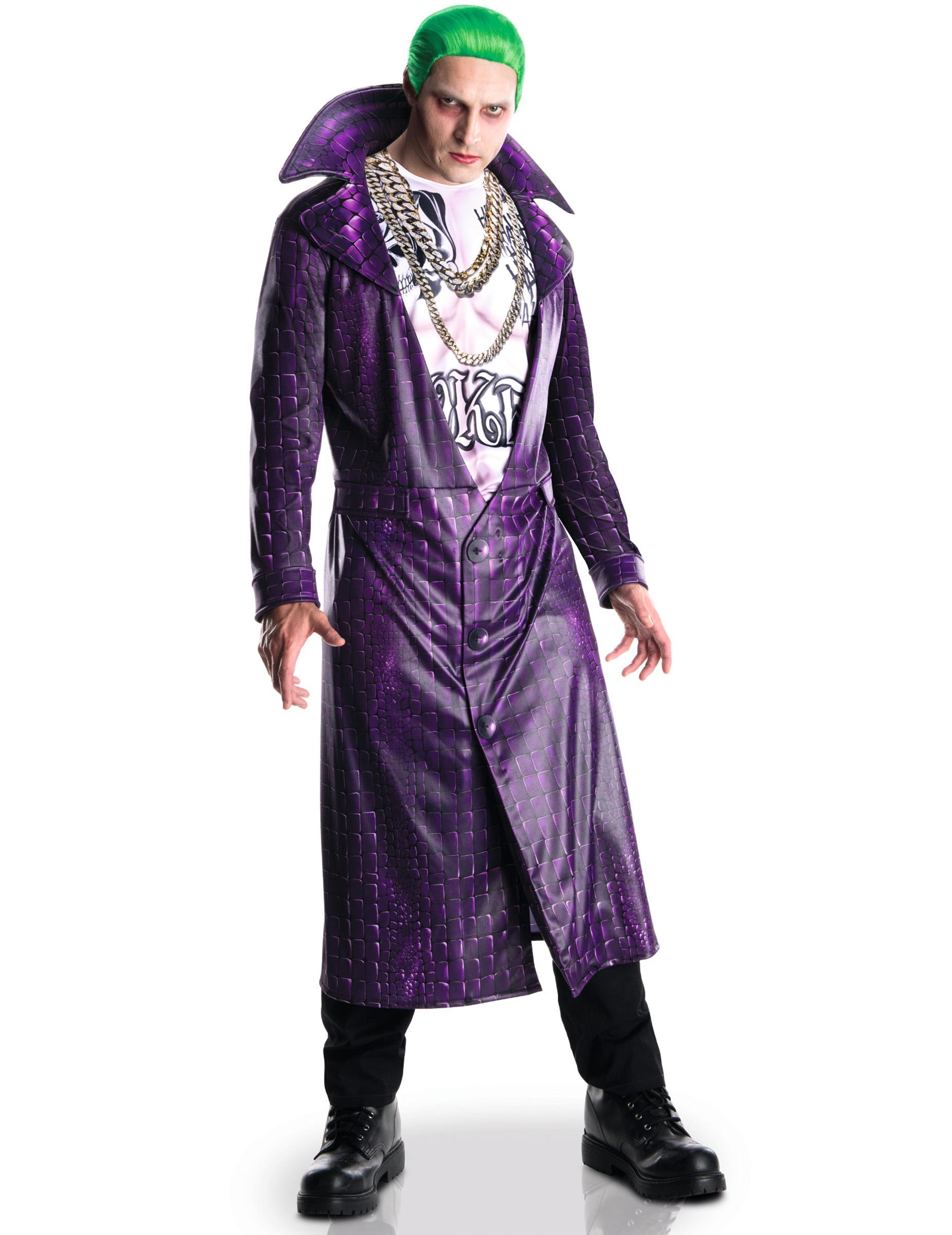 Ongekend Disfarce luxo adulto Joker - Suicide Squad™: Disfarces Adultos BI-22