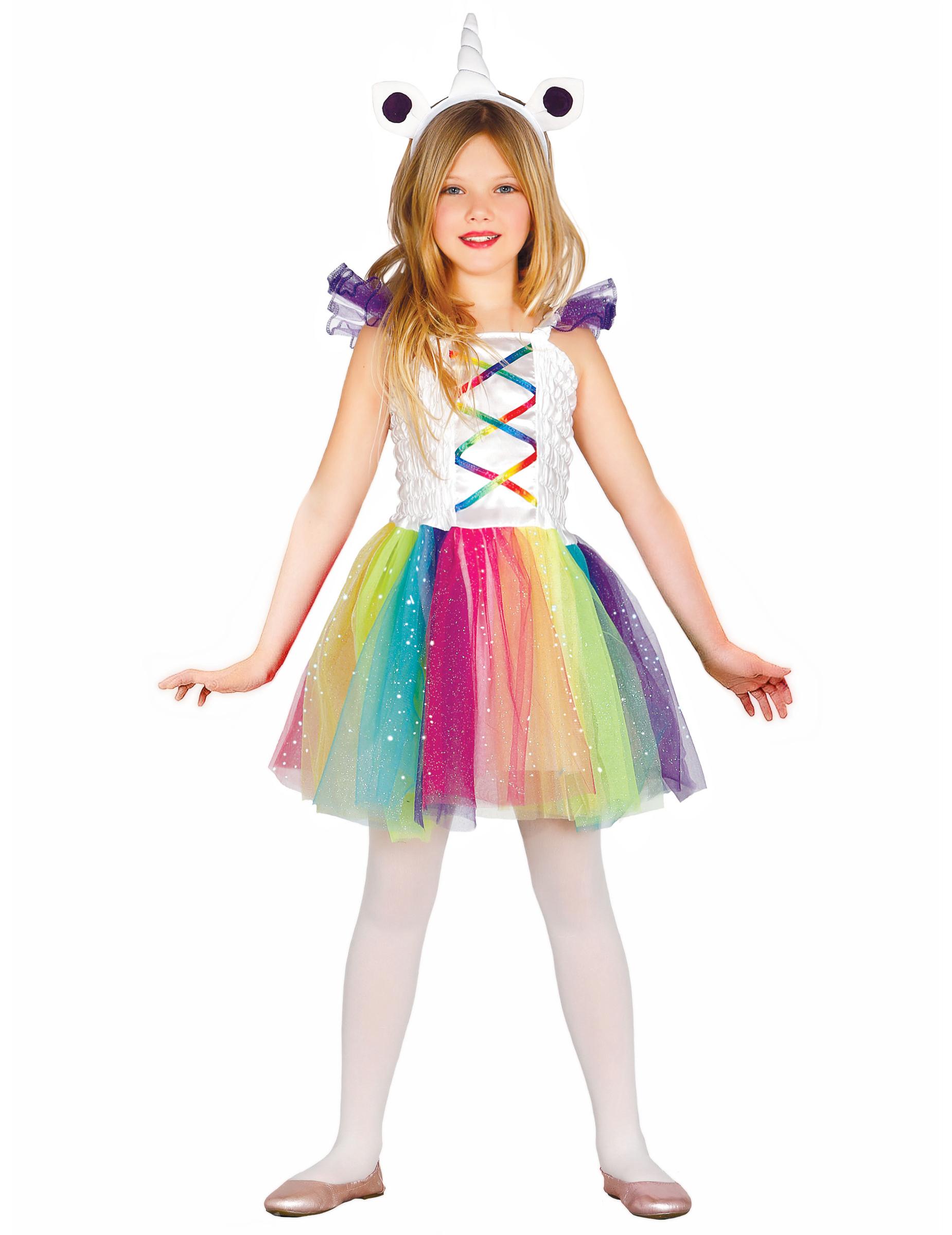 ac8c38513 Disfarce Miss unicórnio menina  Disfarces Crianças