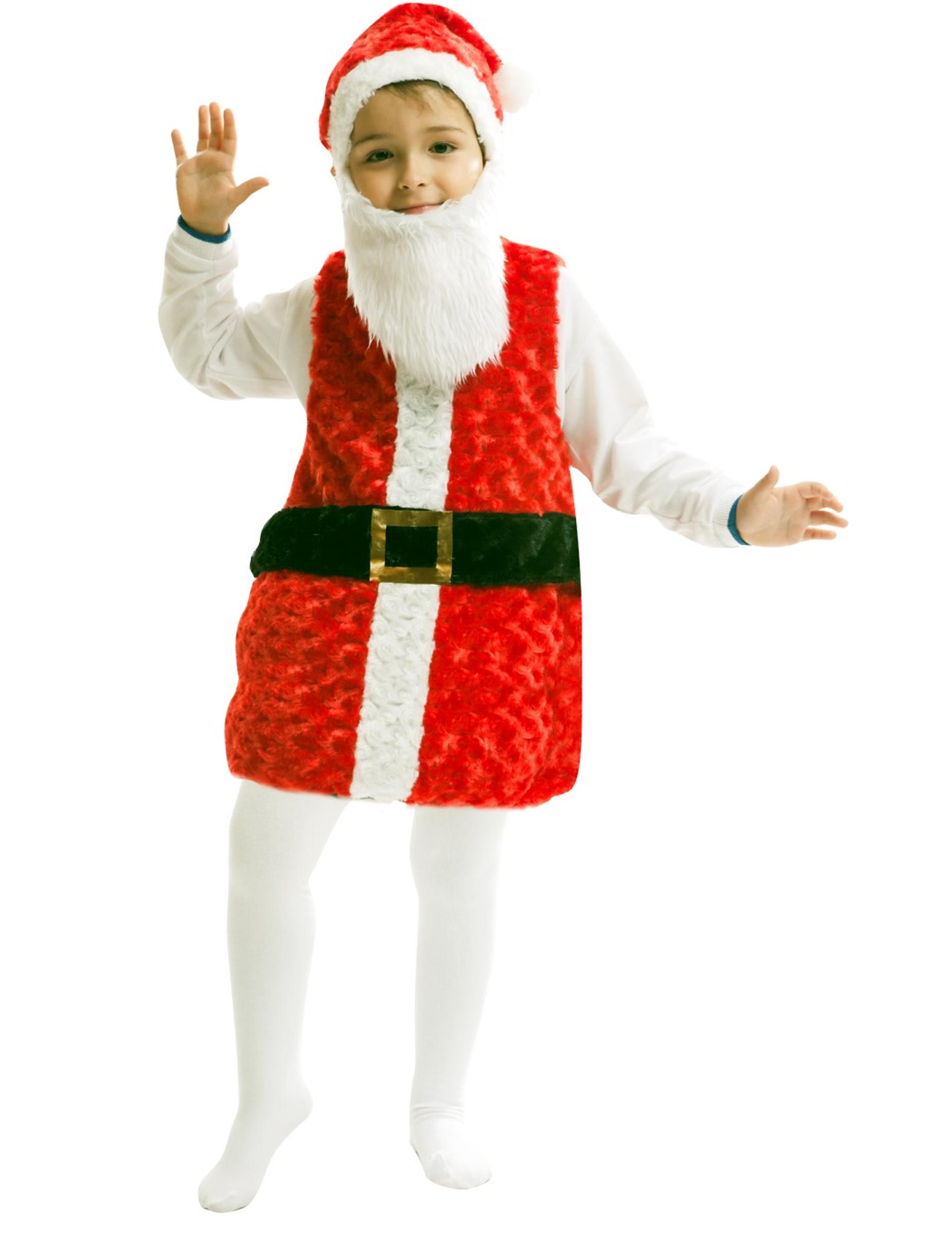 12db1c17ed47 Disfarces Crianças Pai Natal Bebé e fatos de carnaval menina e ...