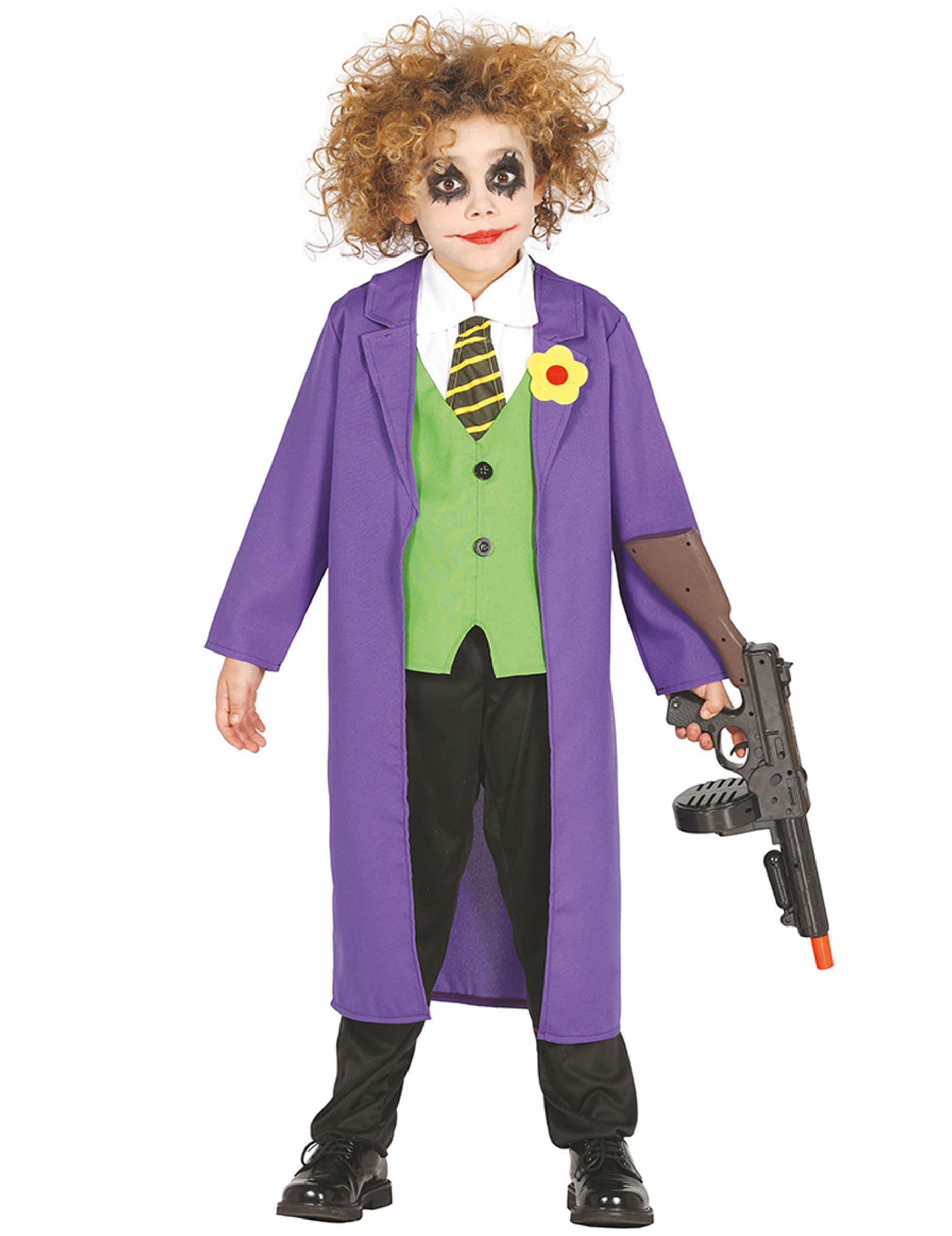 Hedendaags Disfarce palhaço joker criança: Disfarces Crianças,mascarilhas e WV-13