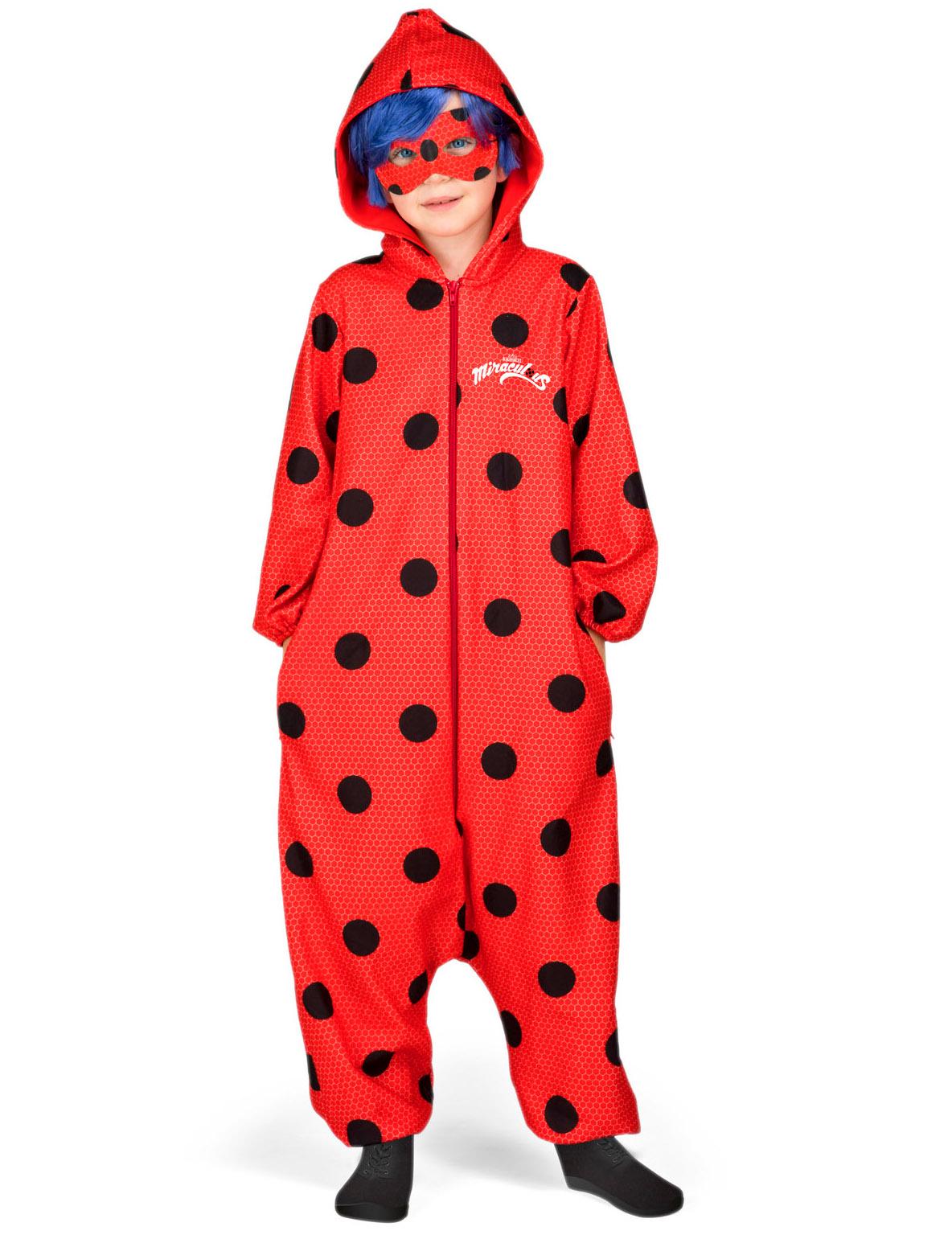 f1208bc4d72bae Disfarce macacão Ladybug™ menina