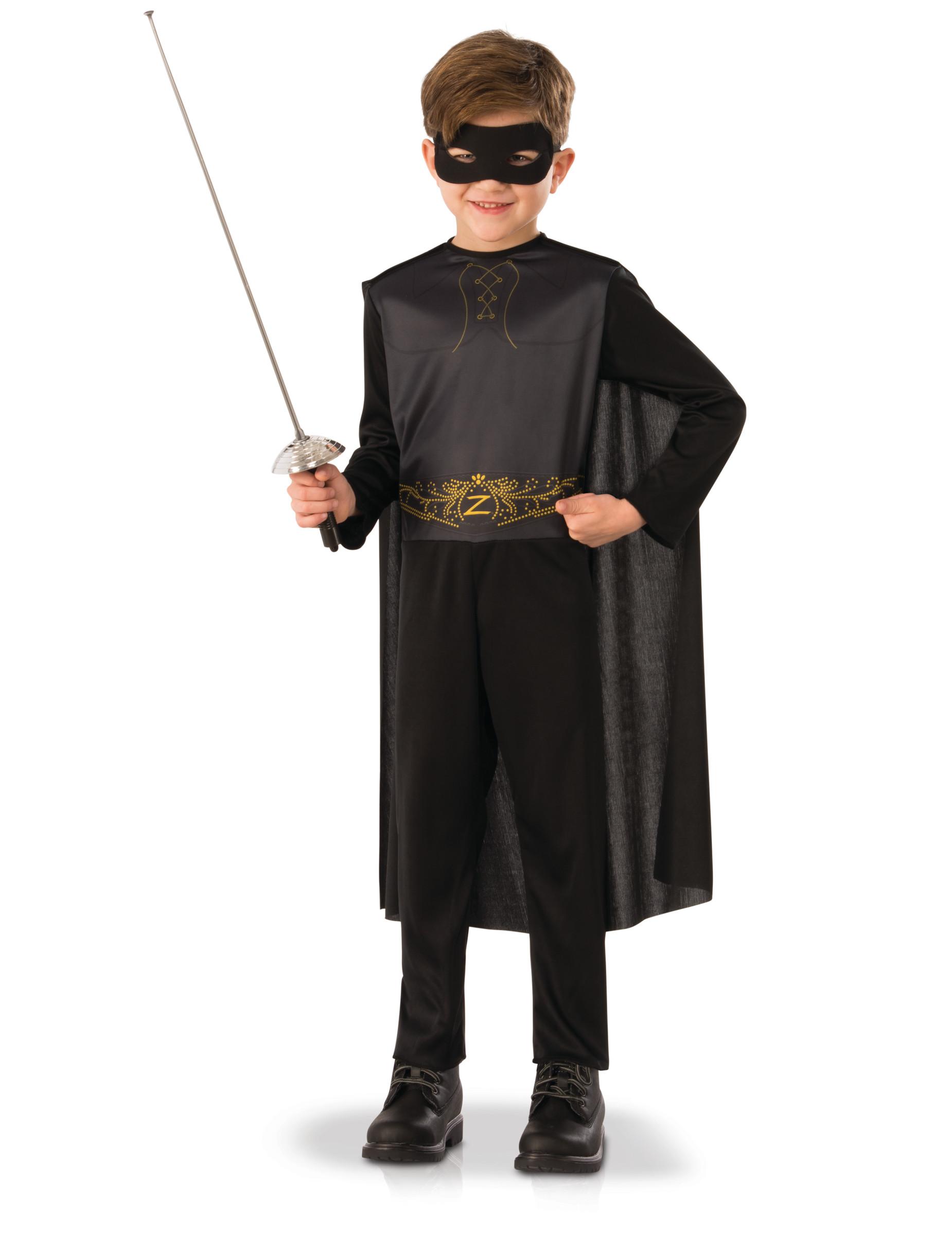 Disfarce Zorro™ menino  Disfarces Crianças 1aa8f792c69