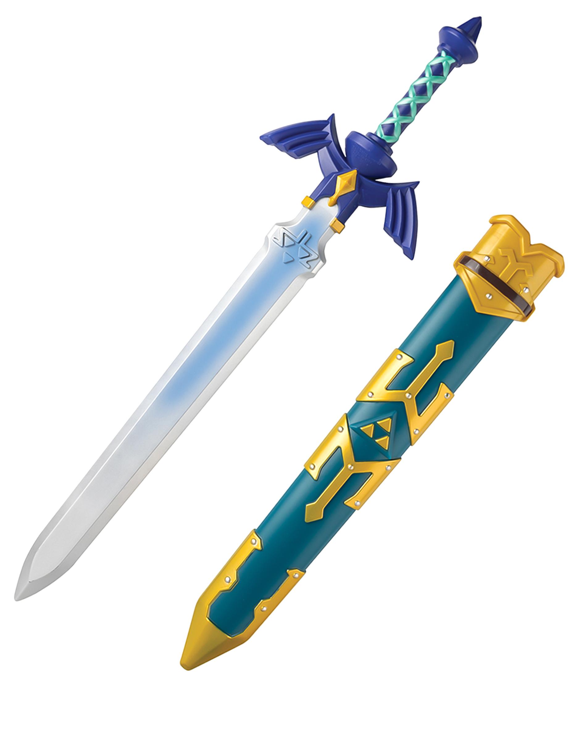 Espada Link - The Legend of Zelda™  Acessórios,mascarilhas e fatos ... 19970d388c