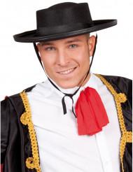 Chapéu de toureiro para adulto