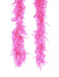 Estola cor-de-rosa fúcsia