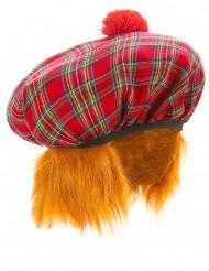 Boina escocesa adulto