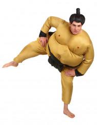 Disfarce de lutador de sumo