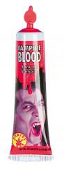 Tubo de sangue Halloween