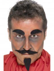 Kit diabo adulto Halloween