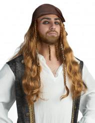 Peruca de Jack, o pirata