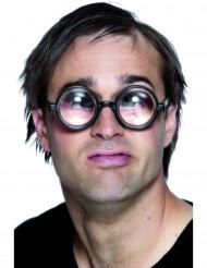 Óculos de idiota adulto