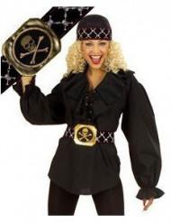 Cinto de pirata para mulher