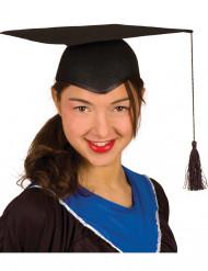 Chapéu de estudante para adulto