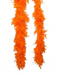 Boa cor-de-laranja
