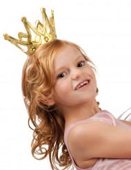 Coroa de rainha para criança