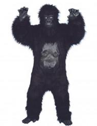 Disfarce de gorila para homem
