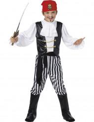 Disfarce pirata para rapaz