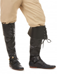 Coberturas de botas de pirata