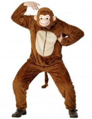 Disfarce macaco adulto
