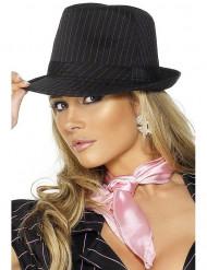 Chapéu de gangster para adulto