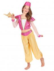 Disfarce bailarina oriental luxo menina
