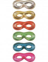 Máscara brilhante para adulto