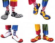 Sapatos de palhaço de luxo