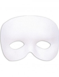 Meia máscara para adulto
