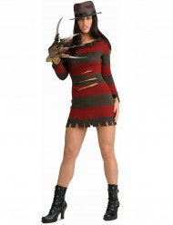 Disfarce Freddy Krueger™ para mulher