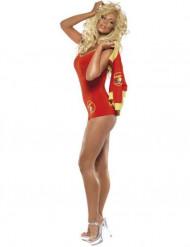 Disfarce C.J. Parker (interpretada por Pamela Anderson) Marés Vivas™ para mulher