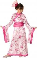 Disfarce de chinesa para menina